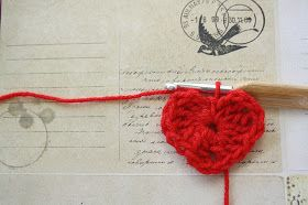 How to Croche a heart