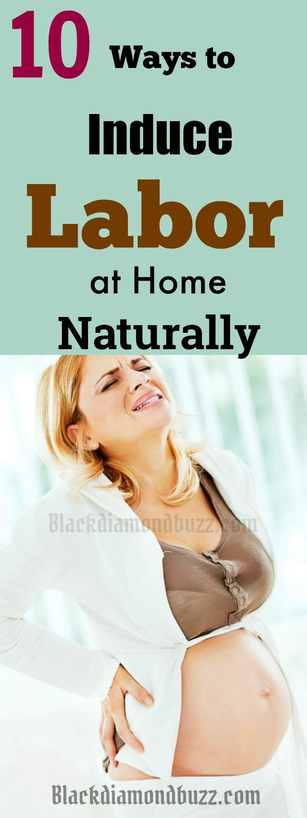 Use Castor Oil Induce Labor Naturally