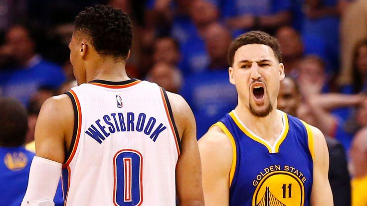 Bring on Game 7bkbj: Klay Thompson, Warriors deliver clutch win in OKC