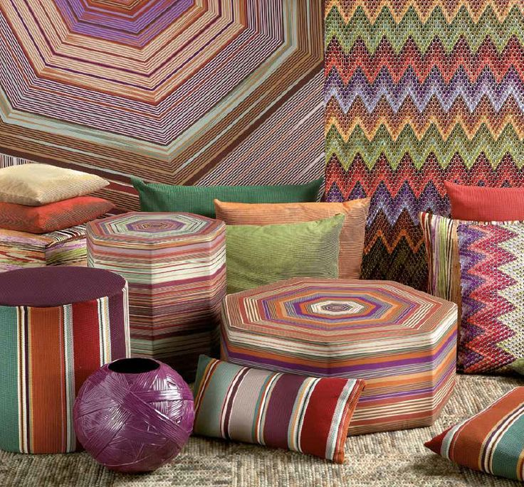 Missoni Home Chair Virgola: 164 Best HOME☆MISSONI HOME Images On Pinterest
