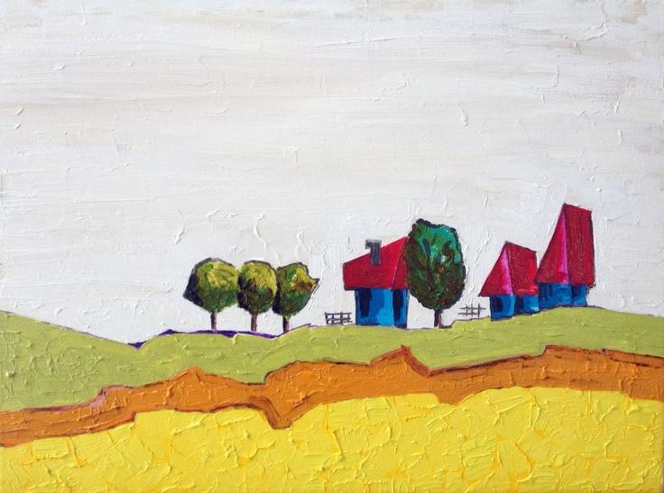 small oil canvas