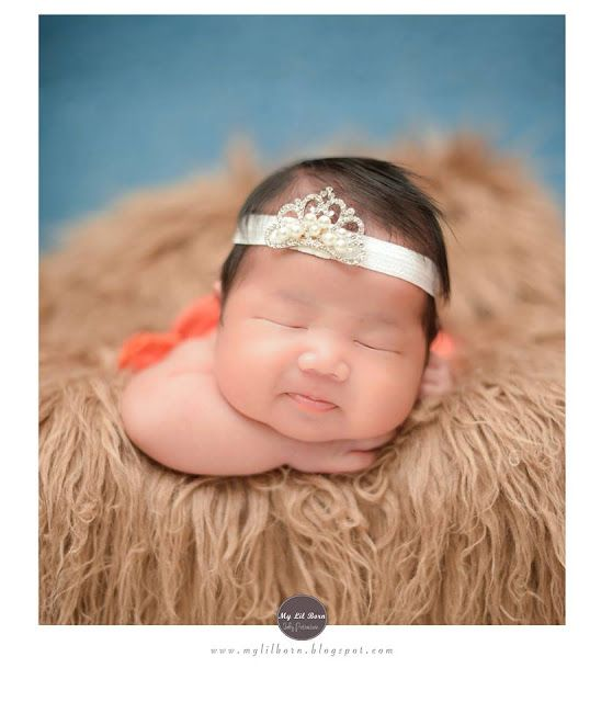 Baby Potraits from My Lil Born: Adraa Fidellia | Foto Bayi