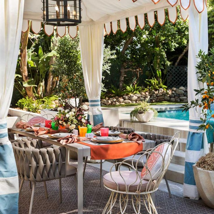 Classic Patio Ideas In Mediterranean Style: Mediterranean Influence Images On