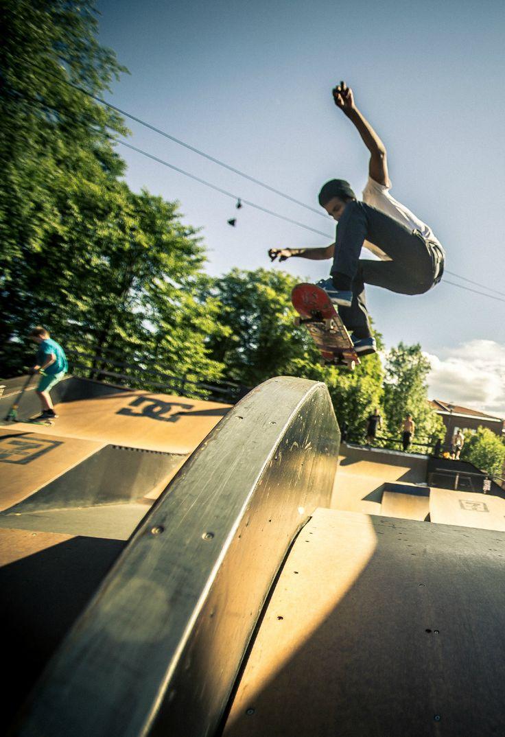 Jordal Skatepark RulleJordal. Se en kort video der Mats Hatlem forteller om hans forhold til parken: https://www.youtube.com/watch?v=lubRO1k0ucg&list=TLXqHNIT3zoweElV77cRLMM8wKdNmV_Y4n