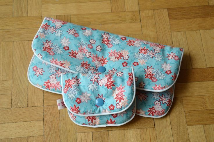Tutoriel : Pochettes japonisantes - Alice Balice Blog couture et DIY