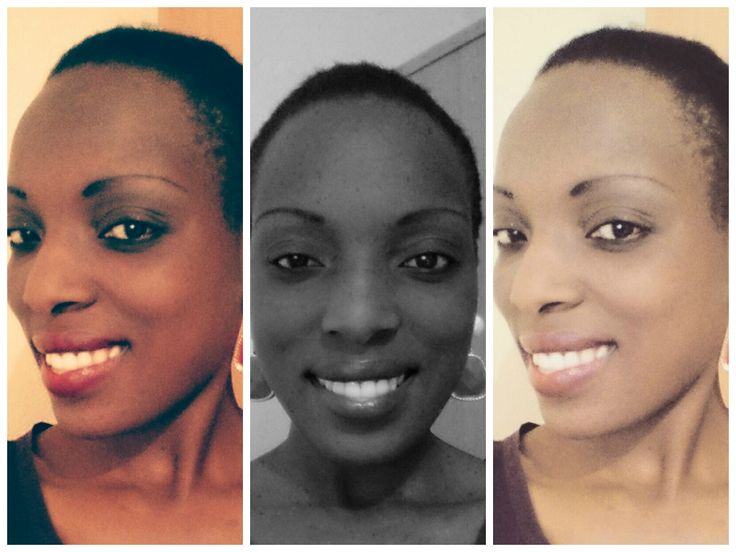 Hairstyles for short African hair