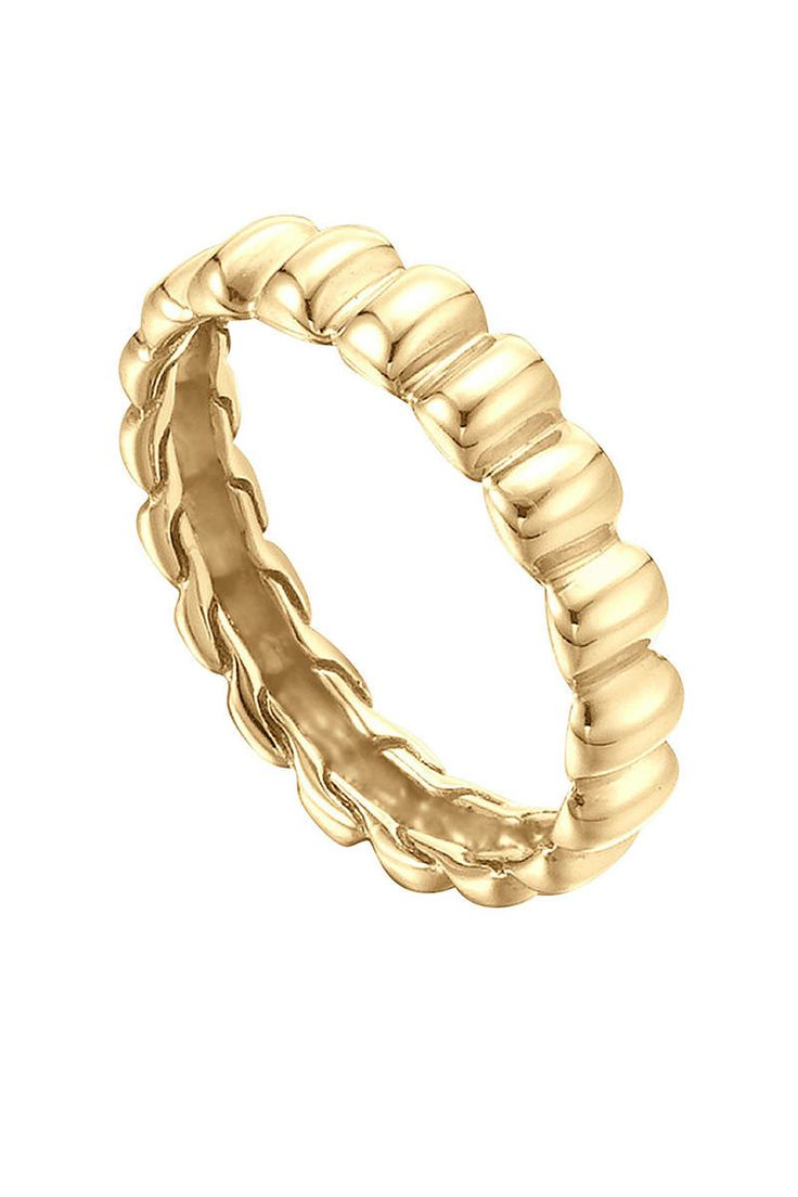 17 Gold Accessories To Buy for Spring - Gold Rings, Cuffs, Bracelets, Necklaces - Elle