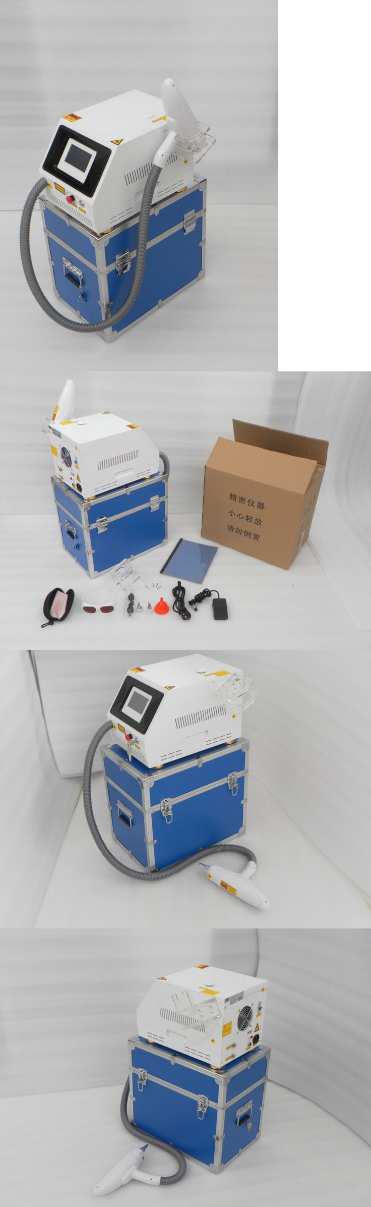 Tattoo Removal Machines: New Pro 1064And532nm Q Switch Yag Laser Tattoo Removal Eyebrow Removal Machine -> BUY IT NOW ONLY: $989 on eBay!