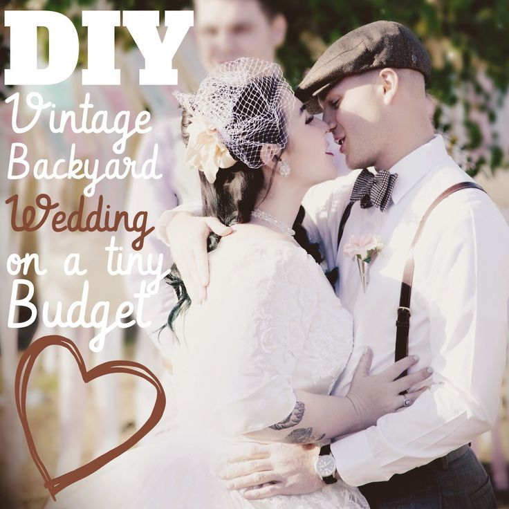 Small Outdoor Wedding Ideas On A Budget: Best 25+ Small Backyard Weddings Ideas On Pinterest