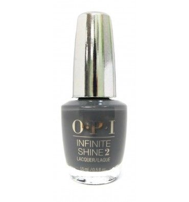OPI Strong Coal-ition Nail Polish - Infinite Shine Gel Effects Lacquer System | NailsAve.com