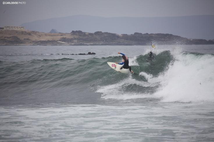 Estilo sobre olas!