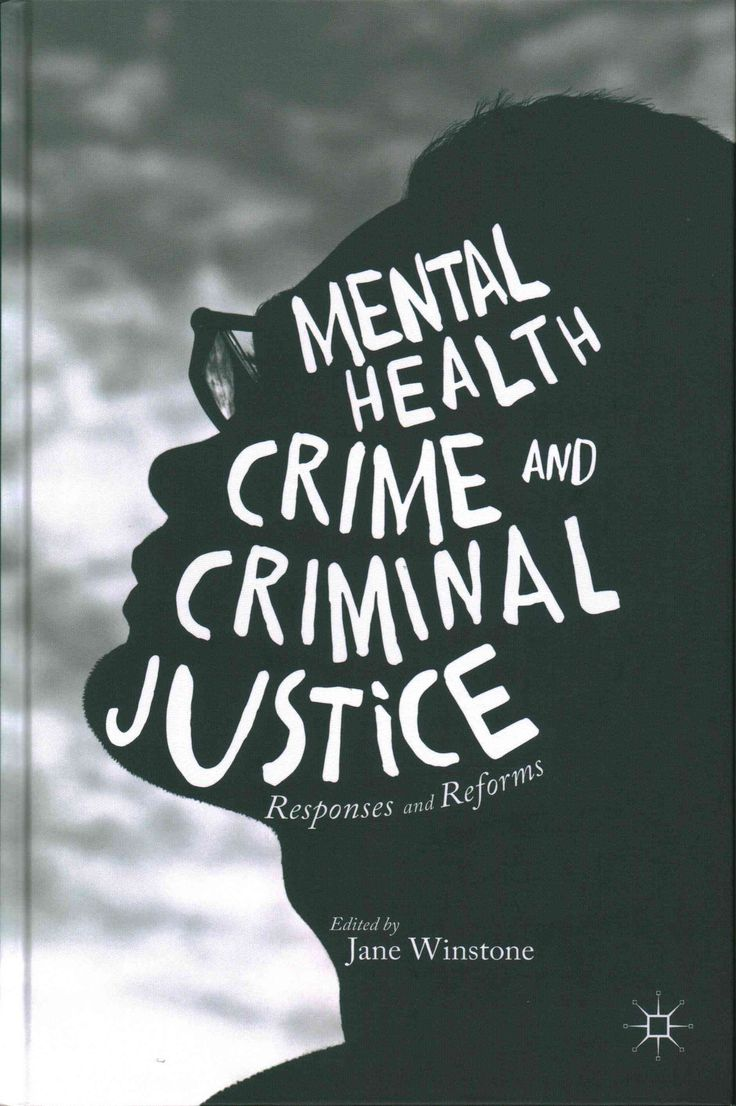 mental health and wellness and also crime