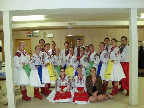 #Zirka #Ukrainian #Dance #Ensemble from #Dauphin #Manitoba #Canada