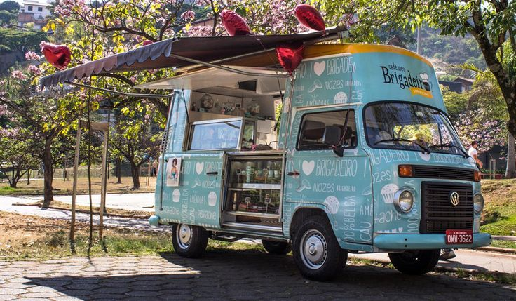 Food Truck Retrô