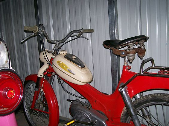 1957 Sears Allstate Scooter Bikes Pinterest Scooters