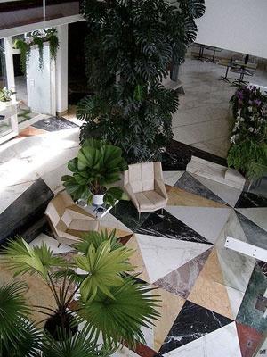 Villa Planchart, El Cerrito, Gio Ponti en Caracas