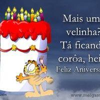 Feliz Aniversario Engracado
