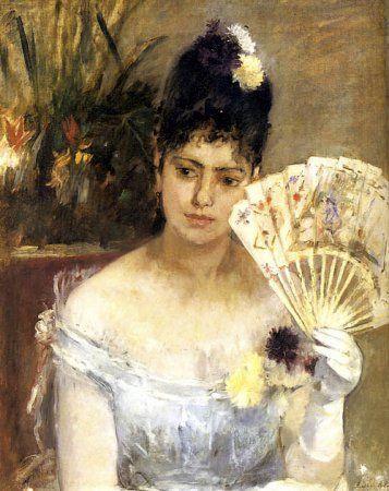 Моризо Берта | XIXe | Morisot Berthe