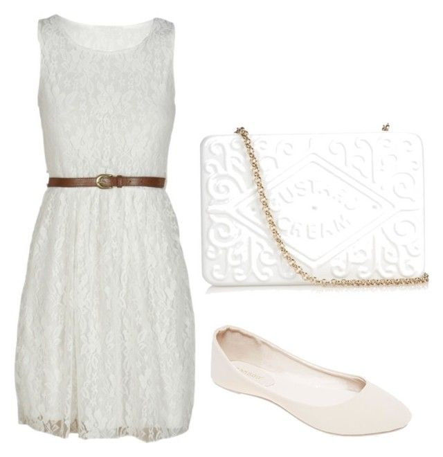"""""""Untitled #3"""" by priceha on Polyvore featuring Wet Seal and Anya Hindmarch"""
