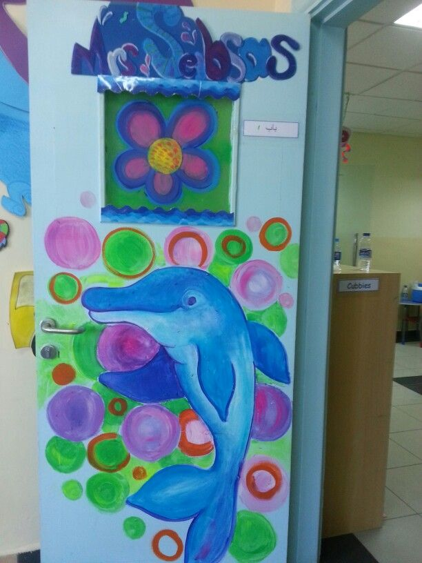Spanish Classroom Door Decorations ~ Best images about dolphin theme on pinterest miami