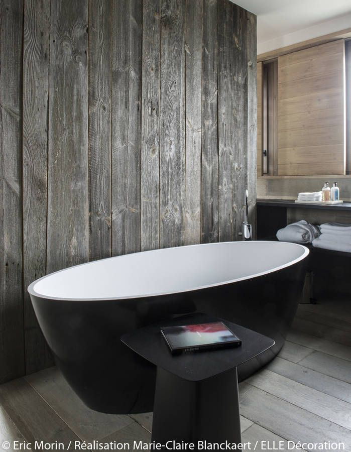 les 25 meilleures id es de la cat gorie baignoire ovale sur pinterest sdb victorienne salle. Black Bedroom Furniture Sets. Home Design Ideas