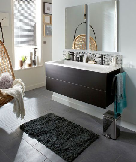27 best Vernouillet salle de bain enfant images on Pinterest - petit meuble salle de bain pas cher