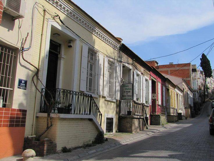 Old Levantine/Greek Houses - Eski Levanten/Rum Evleri - Izmir