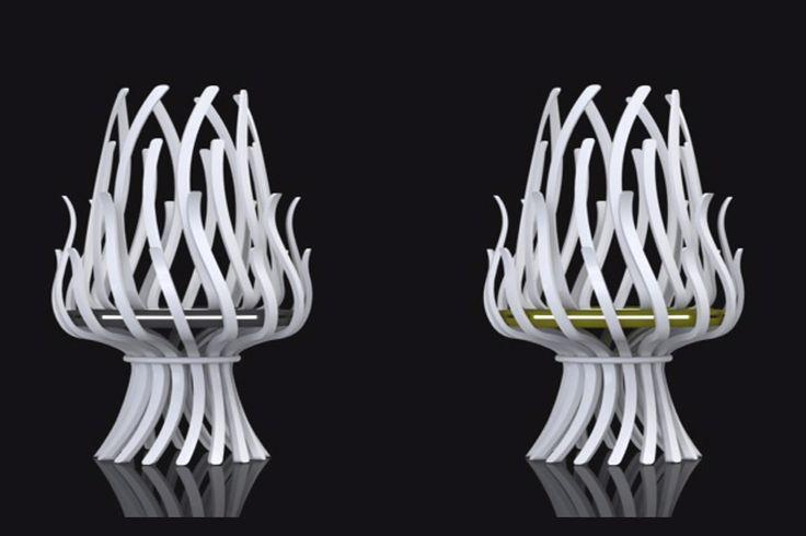 FLAME di ANNO NOVO DESIGN at Lighting Experience Design #designled #tidcommunity