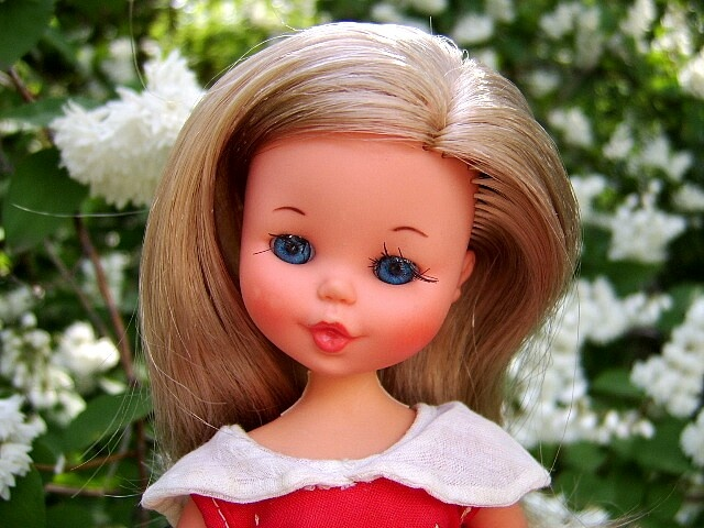 1960s Furga Doll from Italy.
