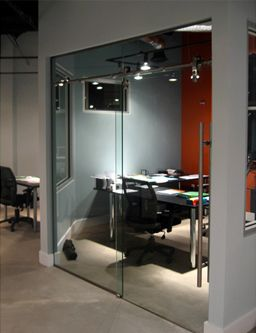 The Laguna Series Sliding Glass Door System Ideal For Interior Room Applications Such As
