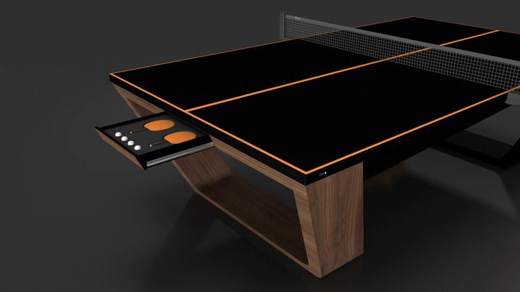 Orange Table, Corporate Logos, Stability, Color Accents, Ravens, Ping Pong  Table, Tennis, Solid Wood, Centerpieces