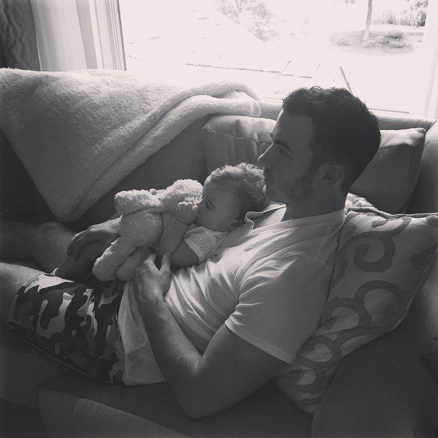 Pin for Later: Get Ready, Because Kevin Jonas's Daughter Is About to Melt Your Heart