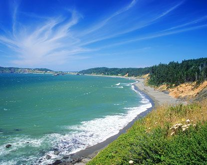 Gold Beach, Oregon