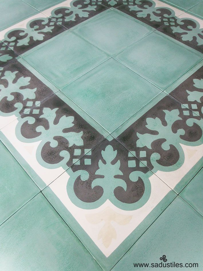 200 best sadus tiles hand made cement tiles 4 images on for Handmade cement tiles