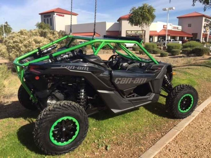 Can Am Side By Side For Sale >> New 2017 Can-Am Maverick X3 X RS Turbo R Triple Black ATVs For Sale in Arizona. 2017 Can-Am ...