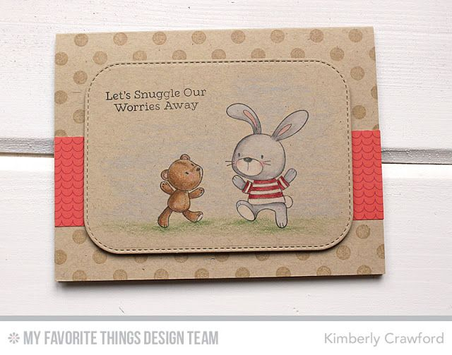 For the Love of Paper: snuggle bunnies