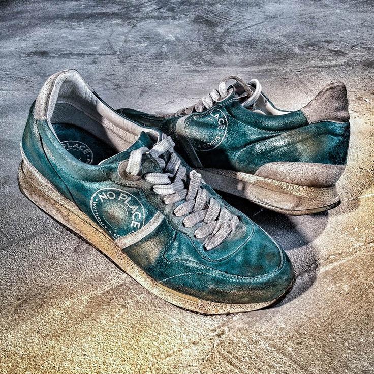 Giuly-Saio, #blue #leather