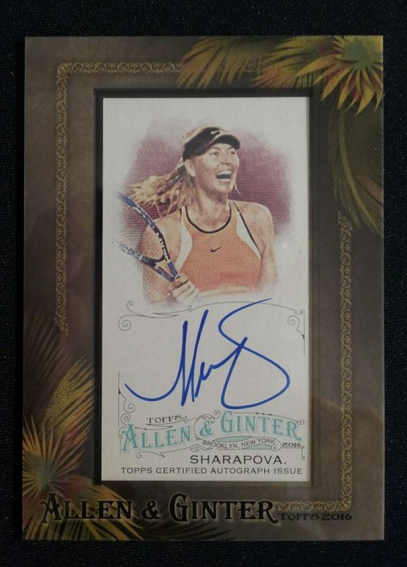 Tennis Trading Card Checklists | By Year and Brand