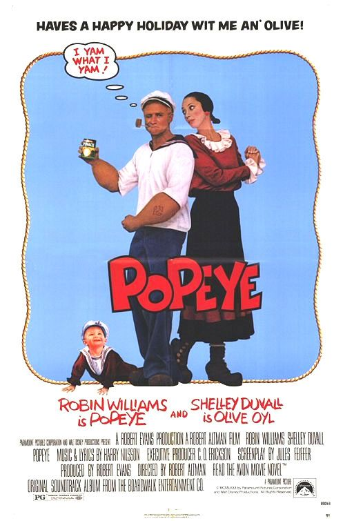 popeye the sailor man movie | Popeye the Sailor Man Posters