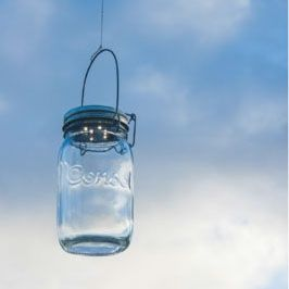 How can you use the Consol Solar Jar? Here's how!