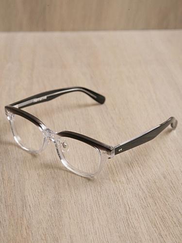 Nonnative x Kaneko clear glasses: Eye Class, Fashion, Glasses Nonnat, Clear Glasses, Eye Object, Kaneko Glasses, Eyewear, Hipster Glasses, Eye Wear
