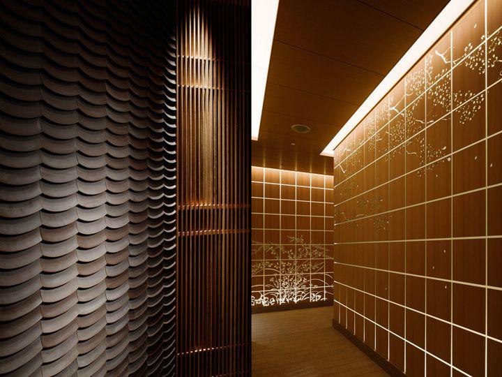 Palace Hotel Wadakura Restaurant By AND Tokyo Japan Retail Design Blog