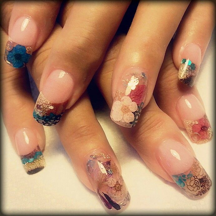 Best 25 encapsulated nails ideas on pinterest acrylic nails encapsulated nails prinsesfo Gallery