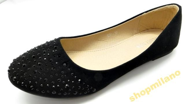 Baleriny damskie-cekiny E50 Black rozm36-41 http://allegro.pl/baleriny-damskie-cekiny-e50-black-rozm36-41-i3441062163.html