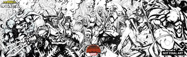 AGE OF APOCALYPSE Returns As SECRET WARS Series | Newsarama.com