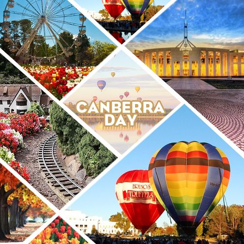Canberray Day 2015!