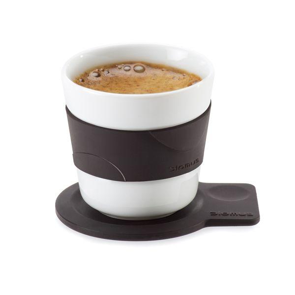 DESA Espresso Cup with Coaster - Blomus Online Shop www.blomus.com.au