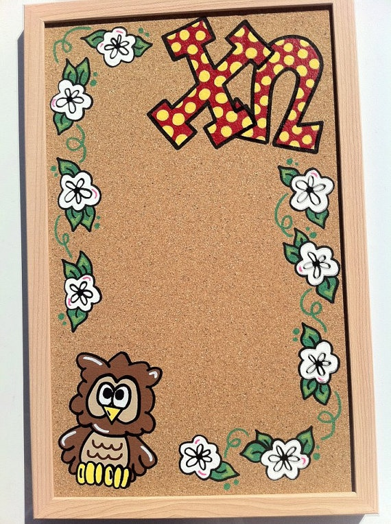 25 best ideas about painted bulletin boards on pinterest for Painted cork board ideas