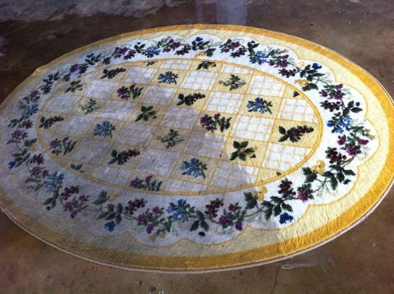 Its So Purdy!: How to Deep Clean a Nasty Area Rug
