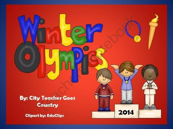 Winter Olympics Power Point - Sochi 2104 - 25 pages of facts from City Teacher Goes Country on TeachersNotebook.com -  (25 pages)  - 25 paged powerpoint filled with facts about the 2014 Winter Olympics in Sochi Russia. So neat, each sport is described with pictures. Plus facts about the first Olympics, medals, Sochi, and more!